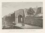 Veduta dell'antica Porta all'Arco di Volterra.