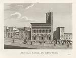 Altro tempio di Arezzo, detto la Pieve Vecchia.
