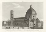 Tempio di S. Maria del Fiore, o Metropolitana fiorentina.