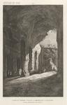 Veduta delle Cento Camerelle a Bacoli, nella provincia di Napoli.