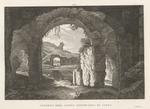 Interno dell'Antico Anfiteatro di Capua.