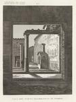 Casa del poeta drammatico in Pompei.