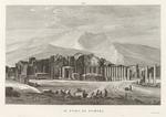 IL Foro di Pompei.