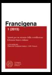 Spunti per un riesame della costellazione letteraria franco-italiana