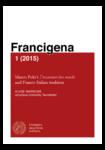 Marco Polo's Devisement dou monde and Franco-Italian tradition