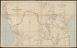 Carta della parte occidentale e della parte orientale dell'Africa Equatoriale - e delle esplorazioni per Terra e per acqua di Enrico M. Stanley negli anni 1874 - 77.