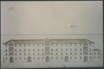 Prospetto orientale del Seminario Vescovile di Padova