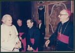 Udienza di papa Giovanni Paolo II ai Seminari della diocesi di Padova (14 marzo 1986) (2)