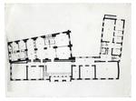 Palazzo Liviano, pianta del piano rialzato