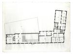 Palazzo Liviano, pianta del primo piano
