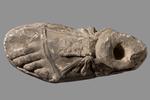 Calco - Piede sinistro maschile