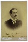 Dott. Ugo Brizi - recto