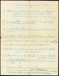 Fascicolo 5 - Appunti per il brevetto n. 583669