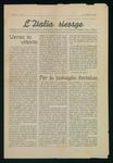L'Italia risorge. Organo del Comitato Provinciale di Liberazione nazionale e del Comando militare Zona Piave