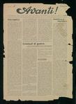 Avanti!. Giornale del Partito Socialista Italiano di Unità Proletaria