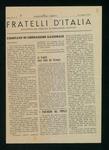 Fratelli d'Italia. Bollettino del Comitato di Liberazione Nazionale