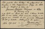 [Lettera di A. Zahlbruckner a Pier Andrea Saccardo]