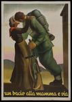 Un bacio alla mamma e via