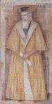 Dipinto - Ritratti di antichi studenti stranieri dell'Università di Padova - Oliver Goldsmith
