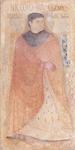 Dipinto - Ritratti di antichi studenti stranieri dell'Università di Padova - Nicolò da Cusa
