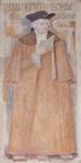 Dipinto - Ritratti di antichi studenti stranieri dell'Università di Padova - Jan Krtitel Bohac