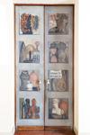 Dipinto - Simboli delle scienze e delle arti