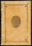 Florum, et coronariarum odoratarumque nonnullarum herbarum historia, Remberto Dodonae ... auctore