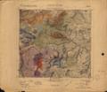 Rilevamento geologico di Monte Bivera