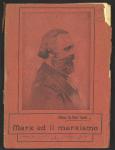 Marx ed il marxismo