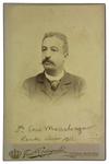Dr. Caro Massalongo - recto