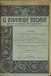 """La morale sessuale e la critica marxista. In """"Il Divenire sociale"""", I, 20 (16 Ottobre) 1905"""