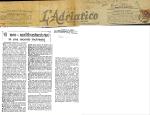 """Il neo-malthusianismo in una recente inchiesta. In """"L'Adriatico"""", XXXVI , 189 (11 luglio), 1911"""