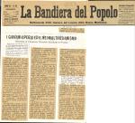 """I giovani operai ed il neomalthusianismo . In """"La Bandiera del Popolo"""", III, 92 (26 Agosto) 1911"""