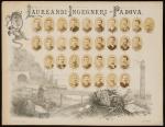 Laureandi ingegneri - Padova 1886-87