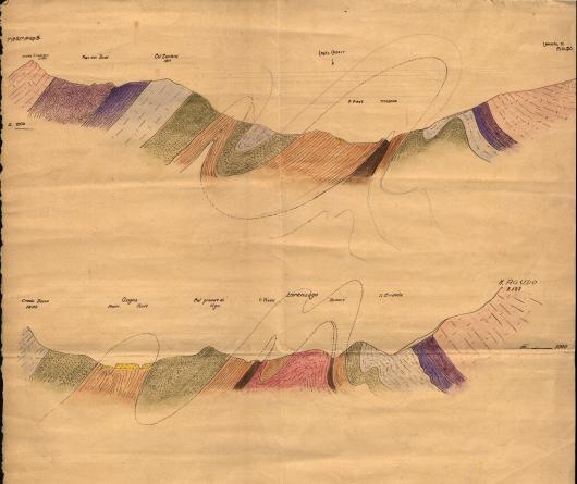Profili geologici