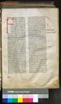 Firenze, Biblioteca Medicea Laurenziana, S. Croce 19.sin.7.