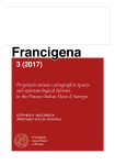 'Peregrinatio animae': Cartographic Spaces and Epistemological Debates in the Franco-Italian 'Huon d'Auvergne'