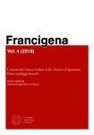 I manoscritti franco-italiani della 'Chanson d'Aspremont'. Primi sondaggi lessicali