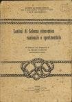 Lezioni di scienza economica razionale e sperimentale -2 ed.