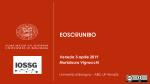 EOSC@UniBO. Marialaura Vignocchi