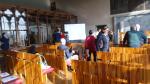 EOSC. Scenari evolutivi e sviluppi in ambito italiano. Fasi preliminari del workshop: arrivo dei partecipanti