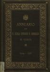 Annuario della R. Scuola superiore di commercio in Venezia per l'anno scolastico 1909-1910
