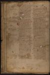 Ms. 941 - C. 3v - Digestum vetus (lib. I) - (D. 1.1.11 - 1.2.2.8)