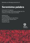 Serenísima palabra. Actas del X Congreso de la Asociación Internacional Siglo de Oro (Venecia, 14-18 de julio de 2014)
