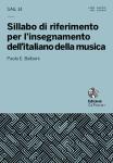 Sillabo di riferimento per l'insegnamento dell'italiano della musica