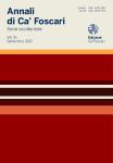 Annali di Ca' Foscari. Serie occidentale. Vol. 51  –  Settembre 2017