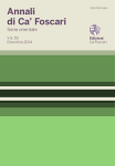 Annali di Ca' Foscari. Serie orientale. Vol. 50, n. 1  –  Dicembre 2014