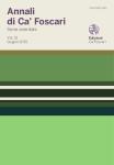 Annali di Ca' Foscari. Serie orientale. Vol. 51, n. 1  – Giugno 2015