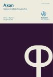 Axon. Vol. 2, n. 1 - Giugno 2018