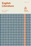 English Literature. Vol. 2, n. 1 - Giugno 2015
